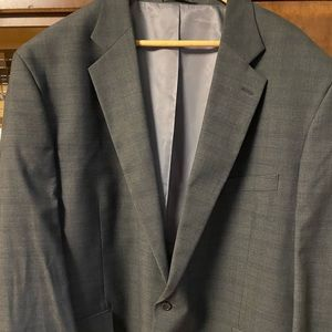 Big men's Blazer